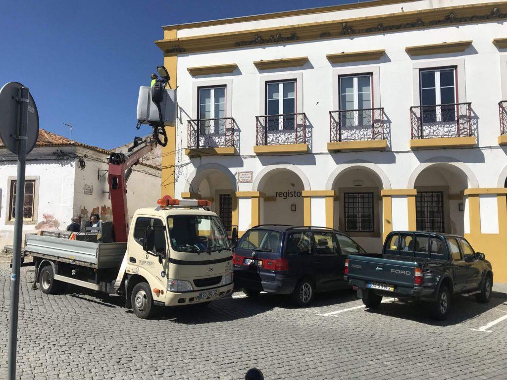 Rede de Iluminaçao Pública (Cuba)