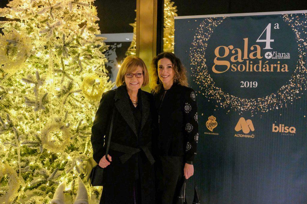 Quarta Gala Solidária + Viana